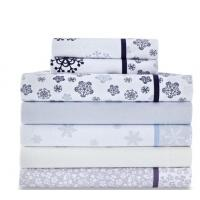 China 200 Cotton Thread Linen Bed Sheets , King / Twin Size Bedding Sets For Home on sale