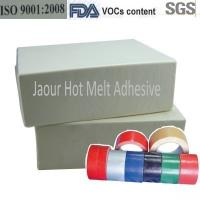 China Good Adhesion Hot Melt Adhesive For Industry Tapes Block Solid Shape FDA / SVHC on sale