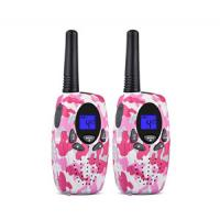 Buy cheap ABS material small size PMR446 Mobile Radio With Roger Beep camouflage pmr from wholesalers