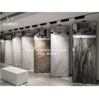 Quality [EXE DISPLAY] Tile Marble Stone Display Cabinet for sale