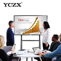 China Multifunction Smart Tech Interactive Whiteboards For Business / Education on sale