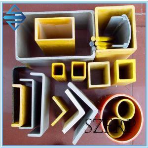 China High Durability Frp Angle Plastic Profile on sale
