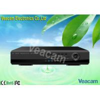 Quality IR Remote Control H.264 Stand - alone Dvr of PAL 720 x 576  for sale
