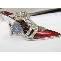 China Custom Silver Watch Heads Roman Index For Jewelry High - Heeled Shoes Decoration on sale