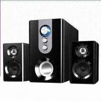 Buy cheap 2.1CH Speaker with 40W Subwoofer and 15W Satellite from wholesalers