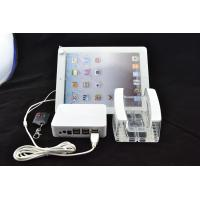 Quality COMER open display 8port security controller with charging alarm for acrylic tablet stand holder for sale