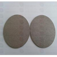 Quality newly design porous sintered metal filter (Professional Factory) in Baoji fm for sale