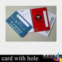 Quality Matte RF ID Contactless Smart Card for sale