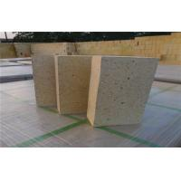 Quality Construction Chamotte Alumina Refractory Bricks With Low Thermal Conductivity for sale