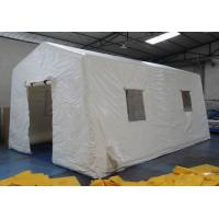 China Self Erecting Inflating Rescue Tent on sale