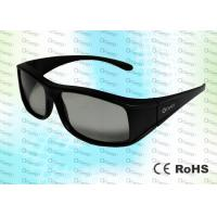 Quality Bend-resistant Cinema Multi-use Circular polarized plastic REALD 3D glasses for sale