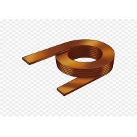 Quality Stamping Copper Coil Bobin In Circle Or Square Shape Tolerance ± 0.05mm for sale