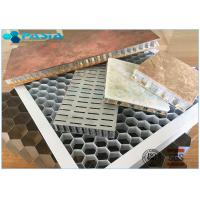 Buy cheap Non-perforated 5mm Side Length Aluminum Honeycomb Core Ceiling Composite Board from wholesalers