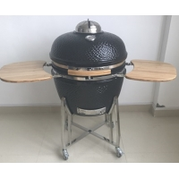 China Metal Gate Gas Bbq Griddles 510mm 100kgs 24 Inch Kamado Grill on sale