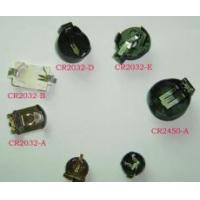 China CR2032ButtonCellBatteryHolder on sale