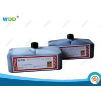 Quality Coding Machine Continuous Inkjet Solvent for Domino Small Character for sale
