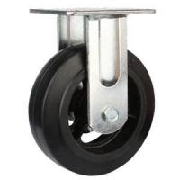 Quality Rubber On Iron Caster for sale
