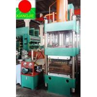 Quality 200 Ton Hydraulic press for rubber compacting for sale