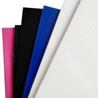 China Recyclable Polypropylene PP Hollow Board Corrugated Plastic Board on sale