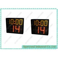 14 / 24 Shot Clock With Period Timing for Basketball Play,  Large super birght LED light