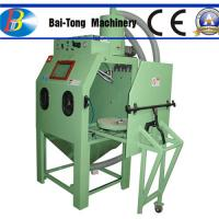 Quality Good Sealing Pressure Blast Cabinet , Media Blasting Equipment OEM Compact Design for sale