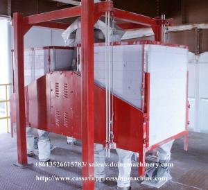 Quality Cassava processing plant cassava flour making machines for sale for sale