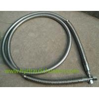 """Quality stainless steel flexible hose 2"""" for sale"""