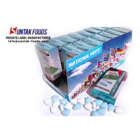 Quality OEM Peppermint Flavor Sugar Free Mints Candy Triangle With Logo Sweets Taste for sale