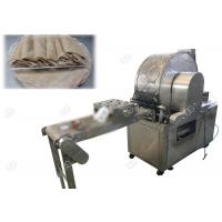 Quality Round Spring Roll Wrapper Machine , Henan GELGOOG Machinery Max Diameter 280mm for sale