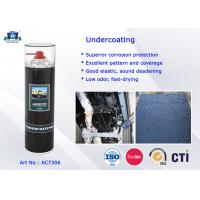 Quality Rubberized Undercoating Low Odor Rust Protection Leak Fix Spray for sale