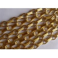 Quality Decorative Hanging Aluminum Wire Chain Link Curtain for Doors ,Fly Window Screen for sale