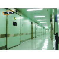 Quality Electric Induction Door Fire Protection System Microcomputer Control Radiation External for sale