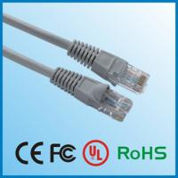 Quality Network Cable/Lan Cable UTP CAT5e 24AWG Pass Fluke Tes for sale