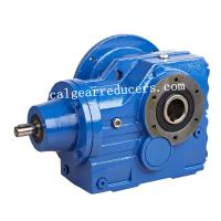 Lishui manufacturer Helical Worm Gear Reduction Gearbox For Conveyor
