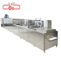 Buy PLC Controlled Chocolate Moulding Line With Remote Control System at wholesale prices