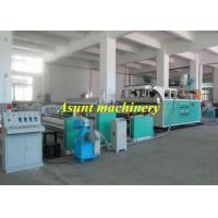 Quality PE  Stretch Film Making Machine For Packing Food , Cast Film Extrusion Machine for sale