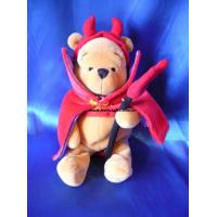 Quality Unique Halloween Teddy Bears Plush Toys for sale