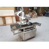 Quality High Performance Label Applicator Machine / Automatic Box Labeling Machine for sale