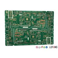 China OEM 2 Layers OSP Rigid  PCB Circuit Board 1.2 MM Thickness Industrial Control on sale