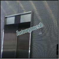 Quality Metal mesh Architecture mesh for outside partition wal for sale