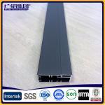 Quality special design aluminium industrial profiles for sale