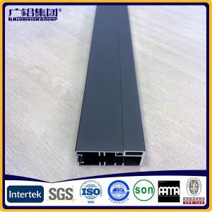 special design aluminium industrial profiles