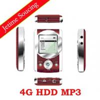Quality 4G HDD MP3 Player for sale