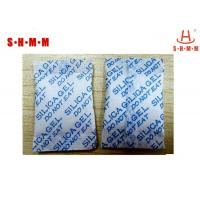 Buy cheap Moisture - Proof Silica Desiccant Packs With Different Weight Per Pouch from wholesalers