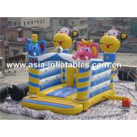 China used commerical playground equipment inflatable combo  on sale