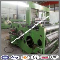 Quality 16mesh*0.45mm stainless steel wire mesh machine for sale