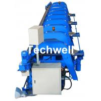 Buy Automatic CNC Slitting & Folding Machine With Folding System, CNC Control and Shearing System at wholesale prices