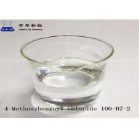 Quality 4- Methoxybenzoyl Chloride Intermediate Pharmaceutical Products CAS 100-07-2 In Stock for sale