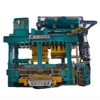 Quality Sand Casting Equipment Automatic Moulding Line Customized Power Dimension for sale