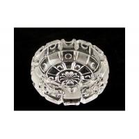 Quality Decrative crystal ashtray with lighter set for sale